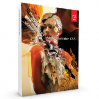 Adobe illustrator CS6  イラレ 日本語版